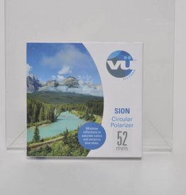 Vu Sion 52mm Slim CPL Filter