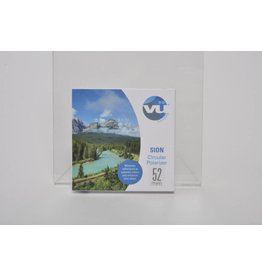 Vu Sion 52mm Slim CPL Filter