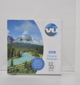Vu Sion 55mm Slim CPL Filter