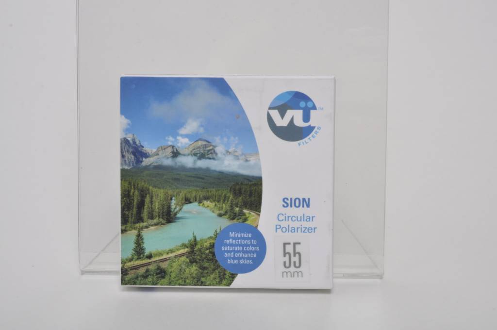 Vu Sion 55mm Slim CPL Filter