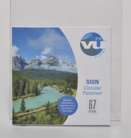 Vu Sion 67mm Slim CPL Filter