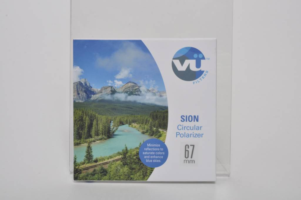Vu Sion 67mm Slim CPL Filter