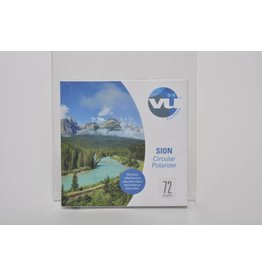 Vu Sion 72mm Slim CPL Filter