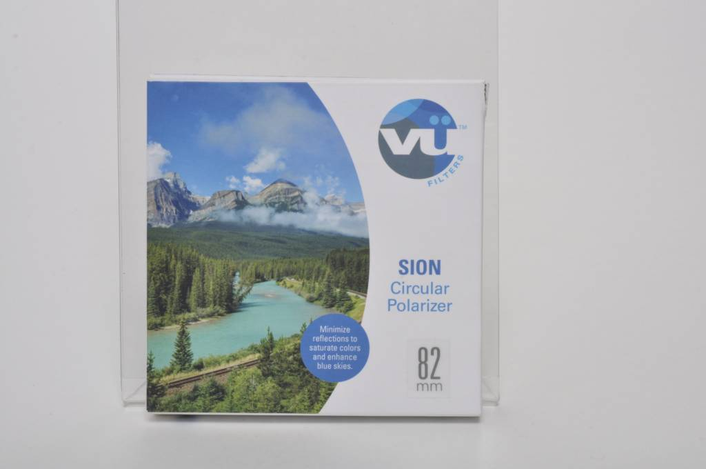 Vu Sion 82mm Slim CPL Filter