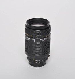 Nikon Nikon 70-210mm f/4-5.6 SN: 2481297