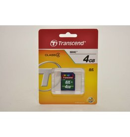 Transcend 4GB SD
