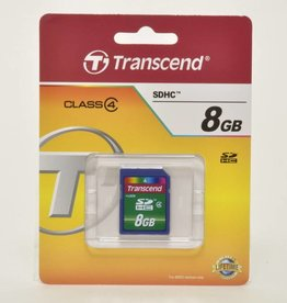 Transcend Transcend 8GB SD Memory Card