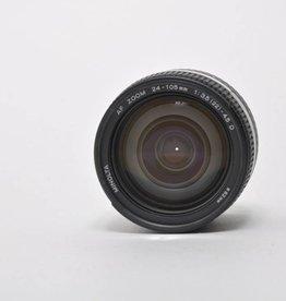 Minolta Minolta 24-105mm SN: 18009071