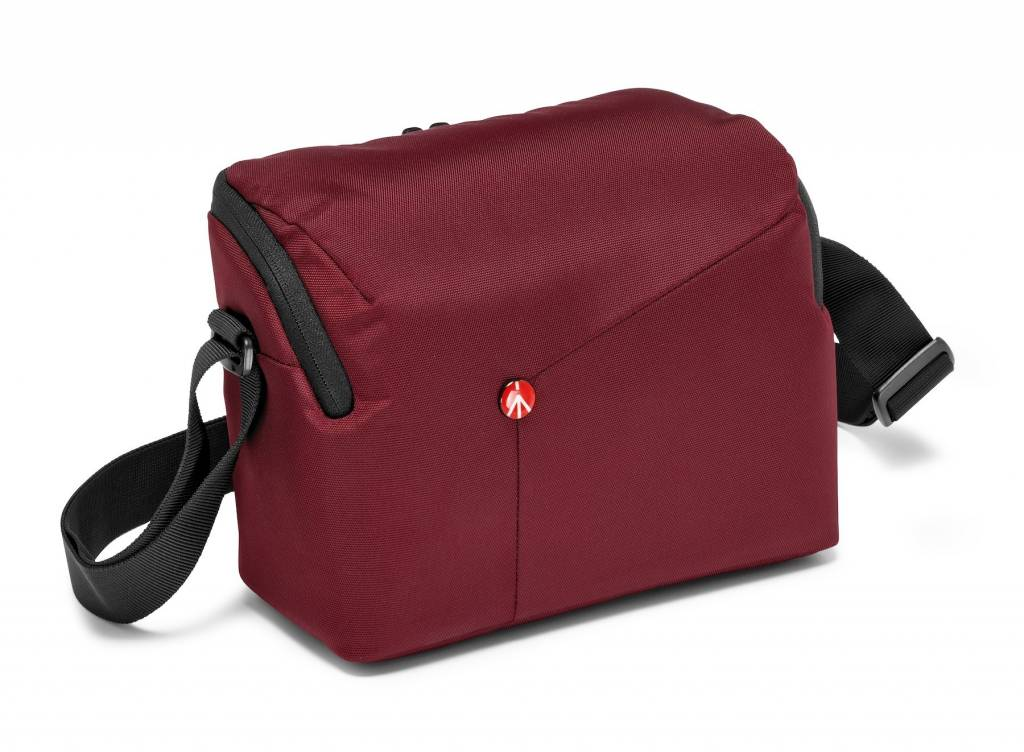 Manfrotto Manfrotto NX Shoulder Bag Bordeaux MB NX-SB-IIBX