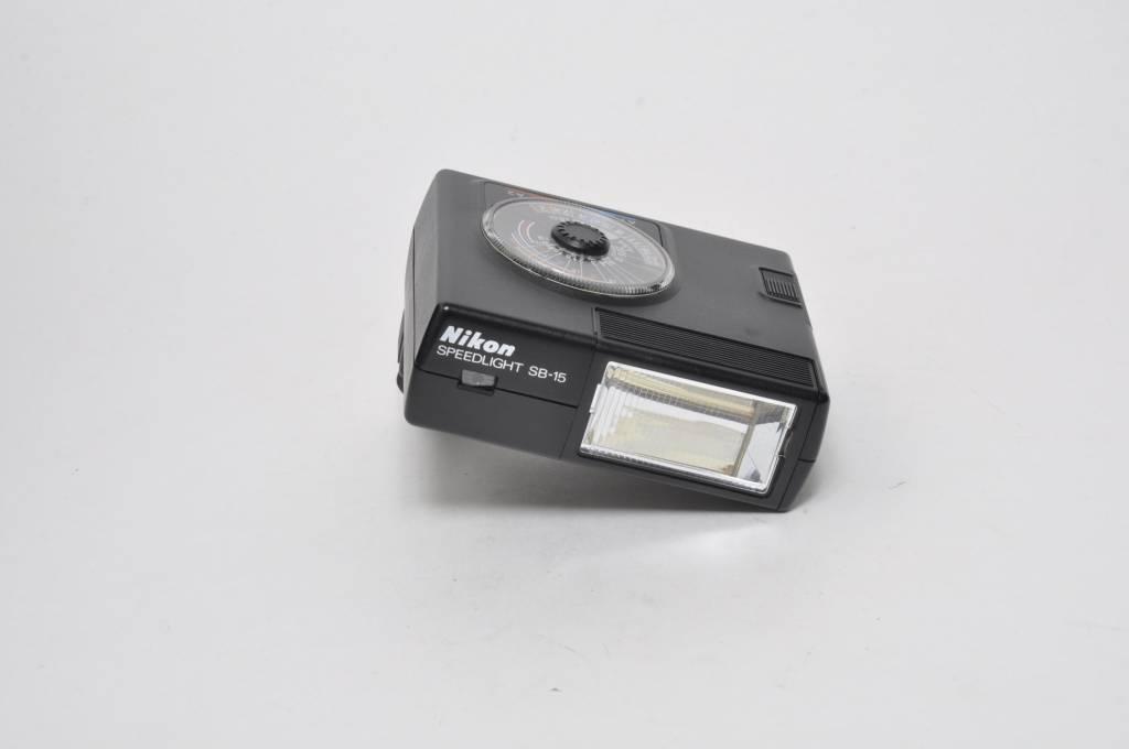 Nikon Nikon SB-15 SN: 1034257