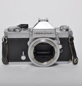 Nikon Nikkormat FT2 SN: 5239054