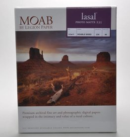 Moab Moab Lasal Photo Matte 235 8.5 x 11 [50 sheets]
