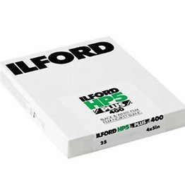 Ilford Ilford HP5 400 ASA 4x5 25sheets Black and White