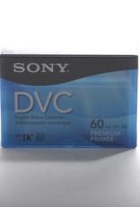 Sony Sony DVC 60min Mini DV