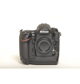 Nikon Nikon  D4 Refurbished SN: 2008140