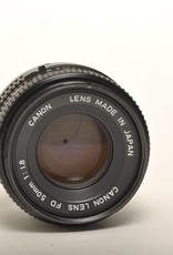 Canon Canon 50mm f/1.8 SN: 3129974