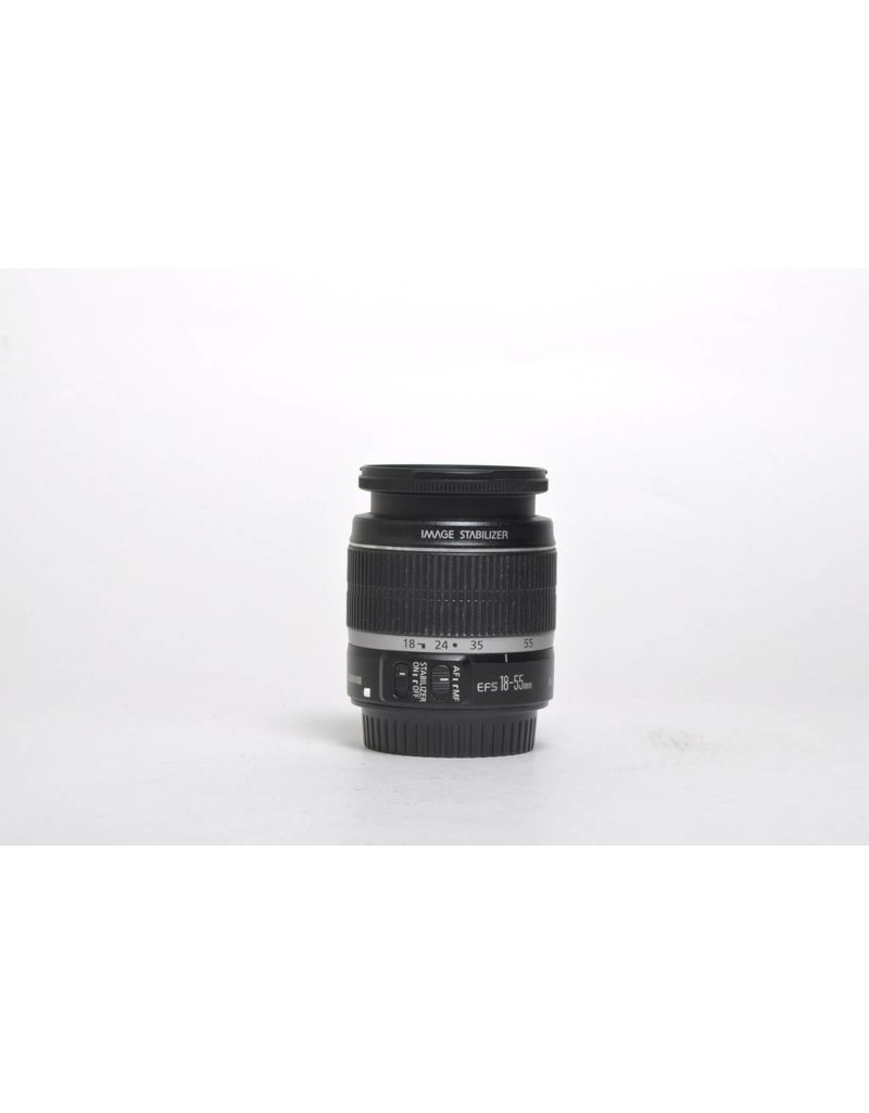 Canon Canon 18-55mm IS SN: 7262104750