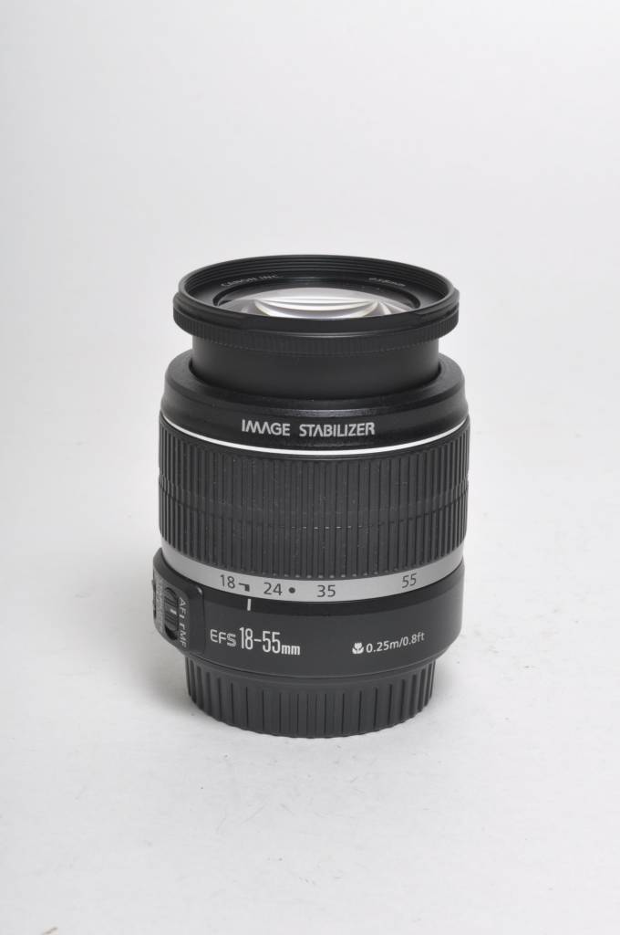 Canon Canon 18-55mm IS SN: 6762510154