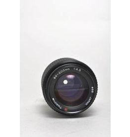Tokina Tokina 80-200mm f/4.5 SN: 8627055