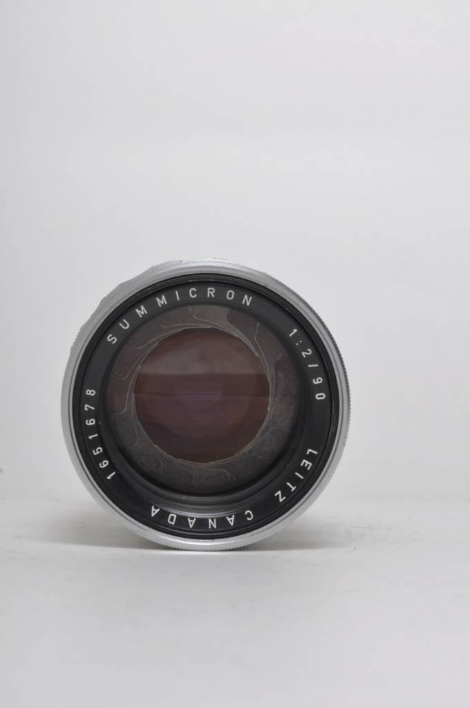 Leica Leica 90mm Summicron SN: 1651678