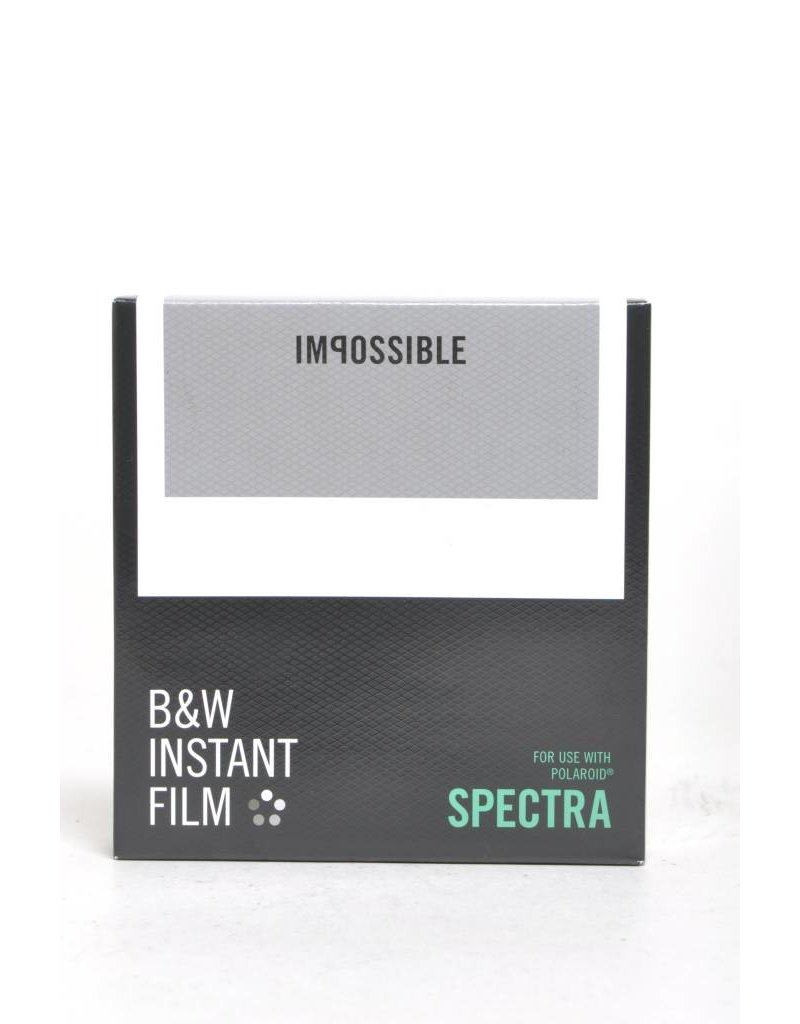 Impossible B&W Spectra
