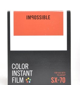 Impossible Project Impossible Color SX-70 sx70 Instant film