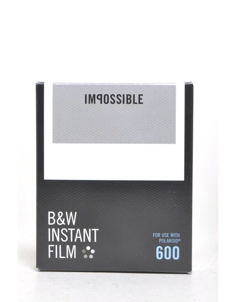 Impossible Project Impossible B&W 600