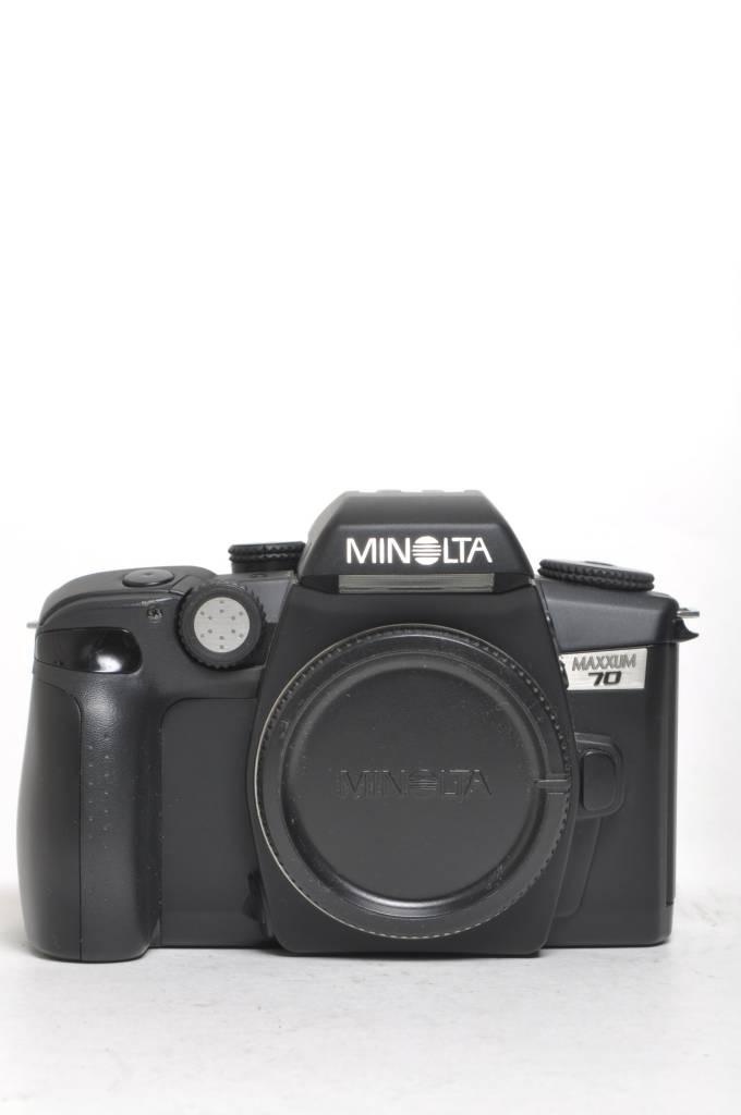 Minolta Minolta Maxxum 7D