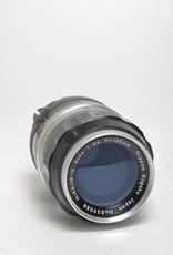 Nikon Nikon 135mm f/3.5 SN: 839088