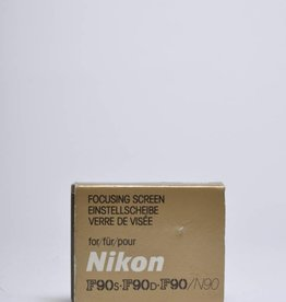 Nikon Nikon F Focusing Screen Type E