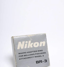 Nikon Nikon Macro Adapter Ring BR-3