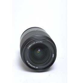 Sony Sony 18-70mm f/3.5-5.6 Sn: 3243680