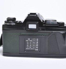Minolta Minolta X-700 (Green) SN: 1501079