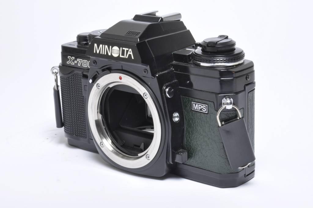 Minolta Minolta X700 (Green) SN: 1501079