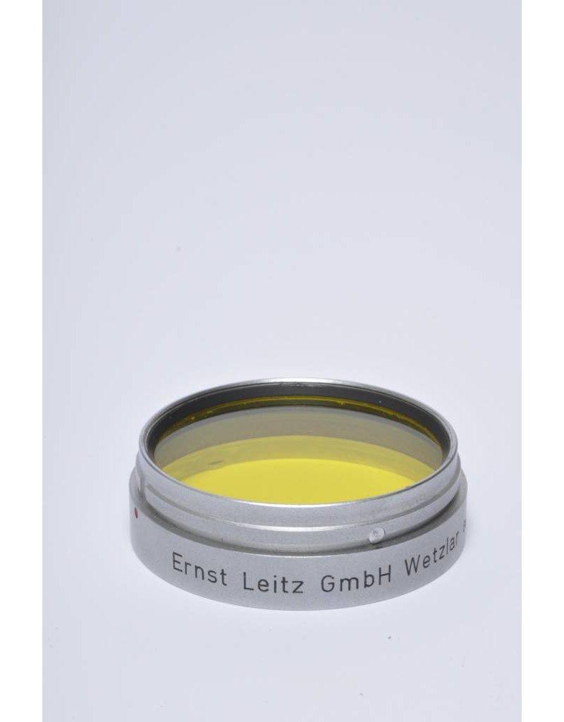 Leica Leitz Xoopt Gelb Leica Yellow 39mm Lens Filter