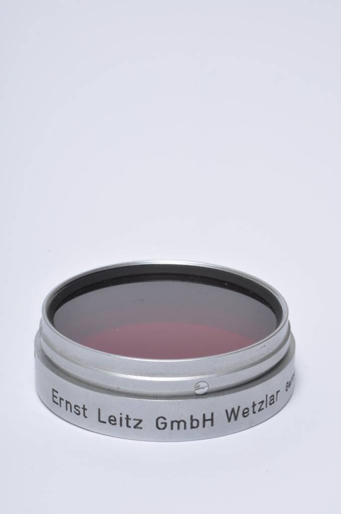 Leica Leitz Xoopt Gelb Leica Rh (Red) 39mm Lens Filter
