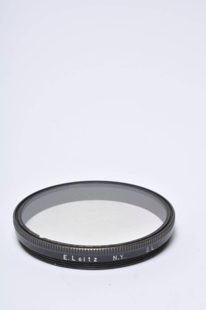 Leica E. Leitz NY SL Leica Lens Filter