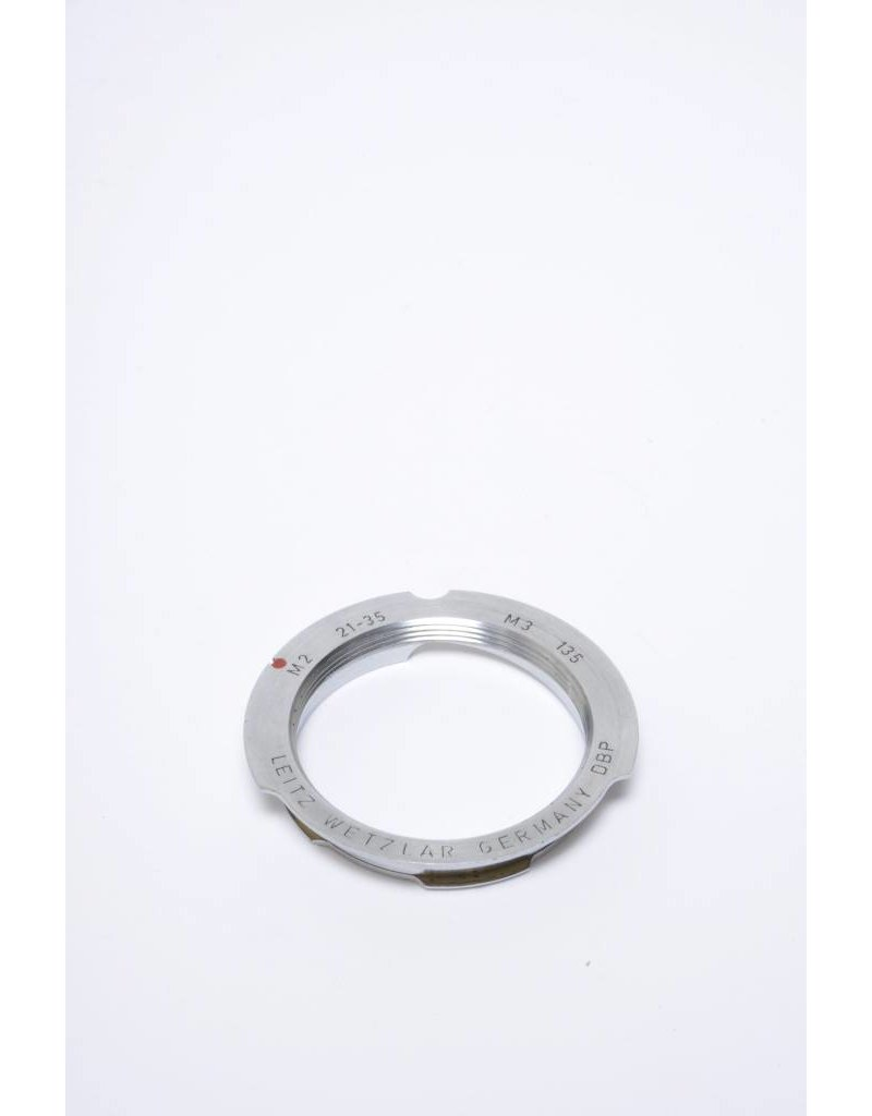 Leica Leica M3 135mm M2 21-35mm L39 Screw Mount To M Bayonet Mount Adapter