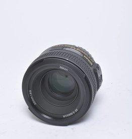 Nikon Nikon 50mm 1.8G Refurb