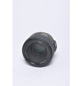 Nikon Nikon 50mm 1.8G SN: 2908684