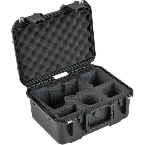 SKB SKB iSeries Injection Molded Waterproof Case I for DSLR Pro Camera 3I-13096SLR1