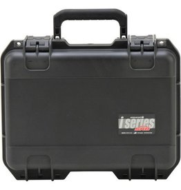 SKB SKB iSeries 1510-6 Waterproof Utility Case with Foam Dividers (Black)