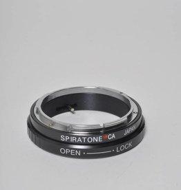 Canon Spiratone T Flange for Canon