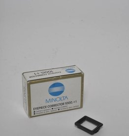 Minolta Minolta Eyepiece Corrector 1000, +1