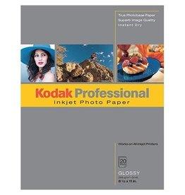 Kodak Kodak +20 SHEETS 8.5X11 GLOSSY
