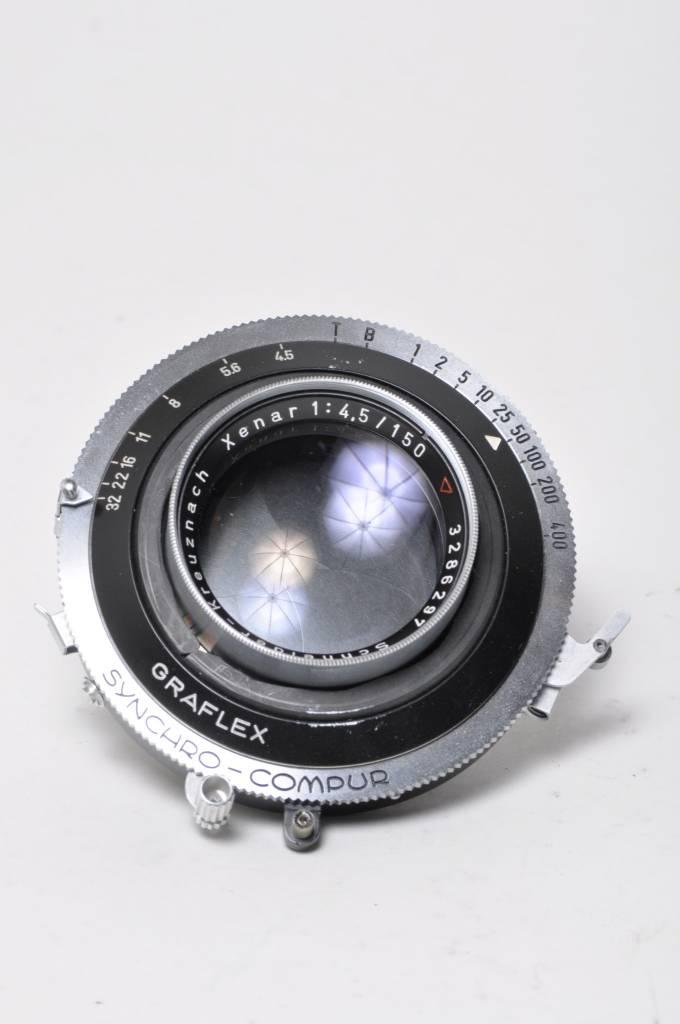 Schneider Xenar 150mm f4.5 SN:3286297