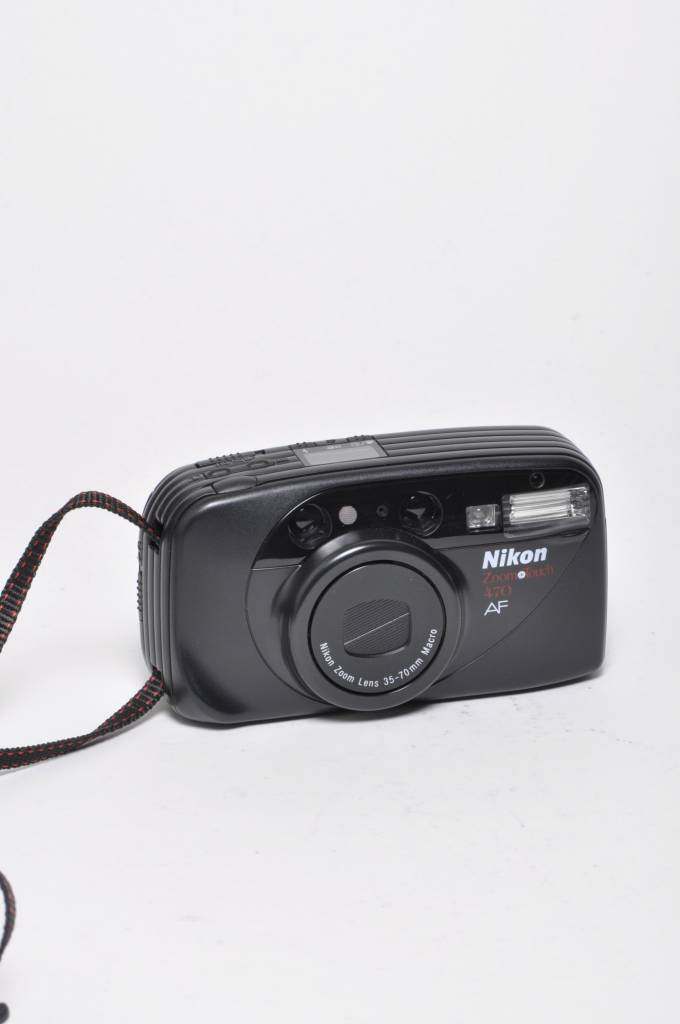 Nikon Nikon Zoom Touch 470 AF