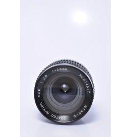Star D 28mm f/2.8 SN: 414517