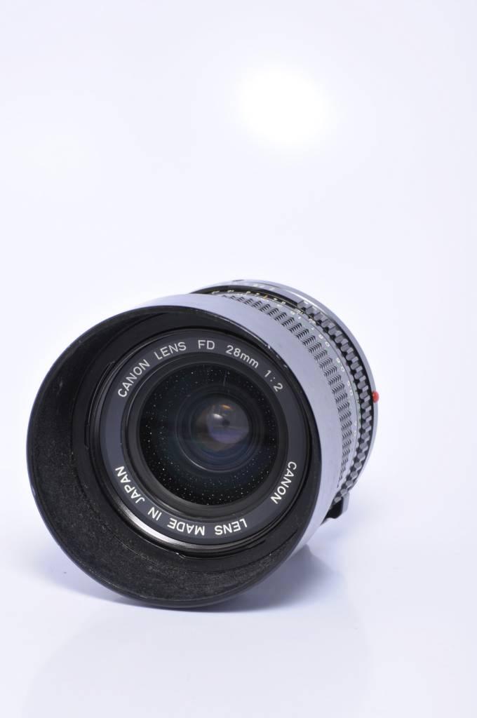 Canon Canon 28mm f/2 SN: 11081