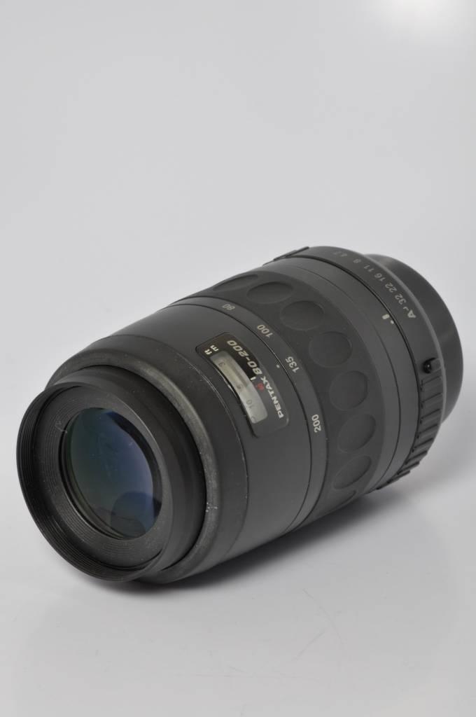 Pentax Pentax 80-200mm F/4.7-5.6 SN: 4795625